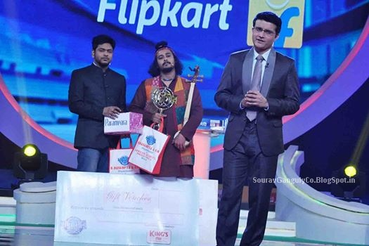 Exclusive Pics & Full Episodes : Sourav Ganguly's DADAGIRI