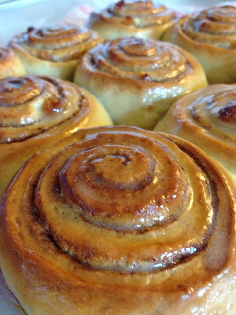 sweet kwisine, cinnamon rolls, brioche, cannelle, roulés, boulangerie, cinnabon, kitchenaid