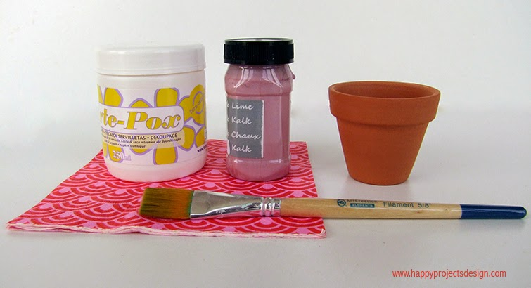 Decoupage: materiales
