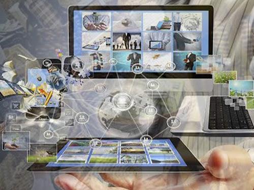 Pengembengan teknologi informasi untuk IKM