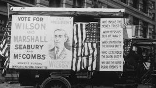 Causas entrada EE UU en la Iª Guerra Mundial