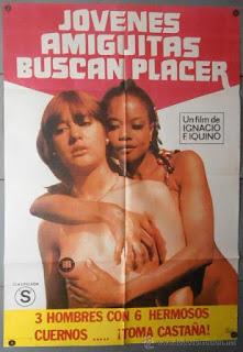Jóvenes amiguitas buscan placer (1982)