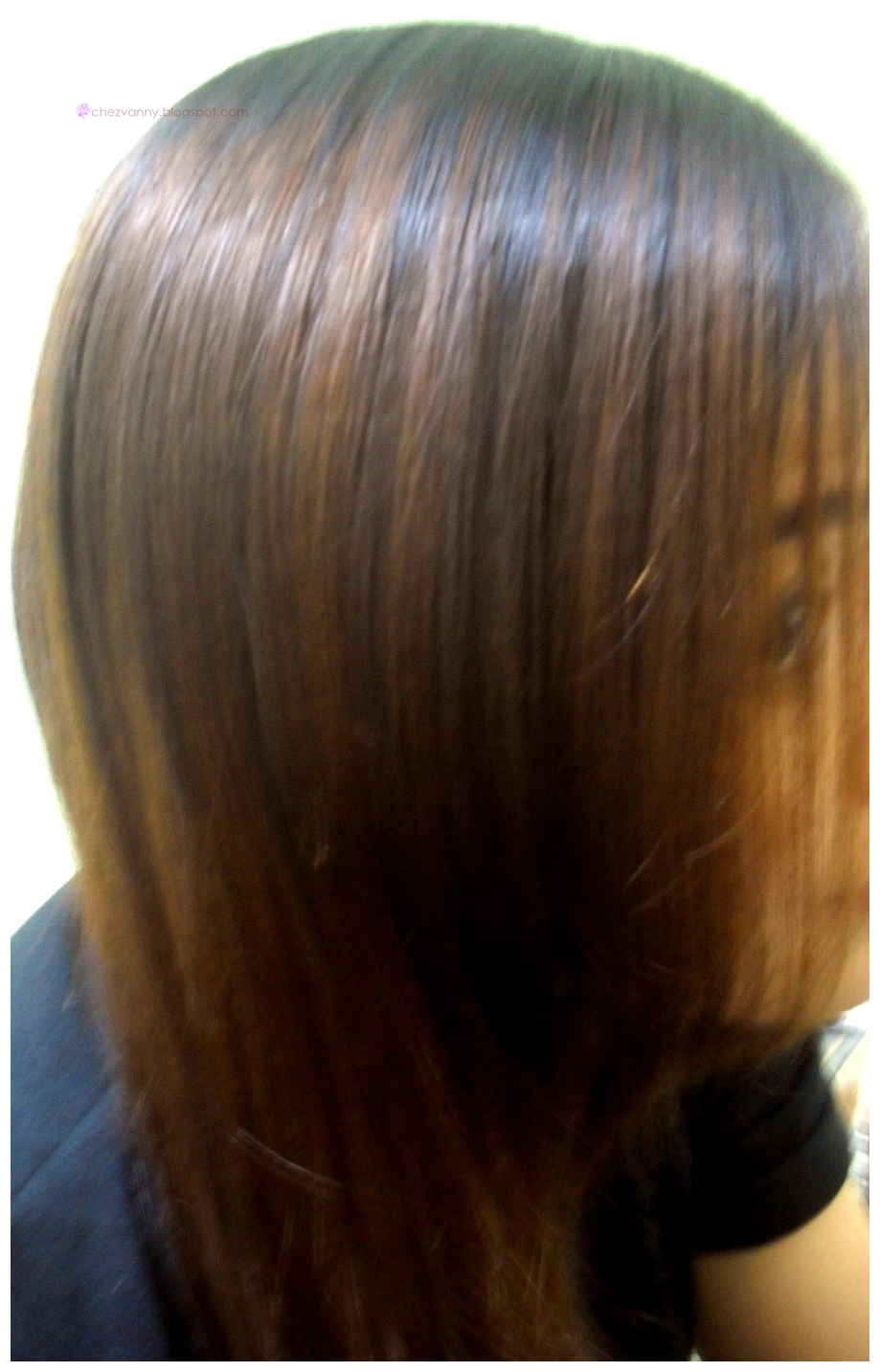 Lava Bean Glam Works Permanent Hair Dye Color Shampoo In Light Brown