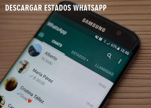 Cómo descargar vídeos de estados en Whatsapp