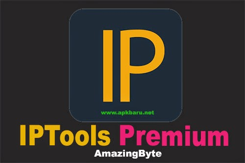 IP Tools Premium v6.7 Apk