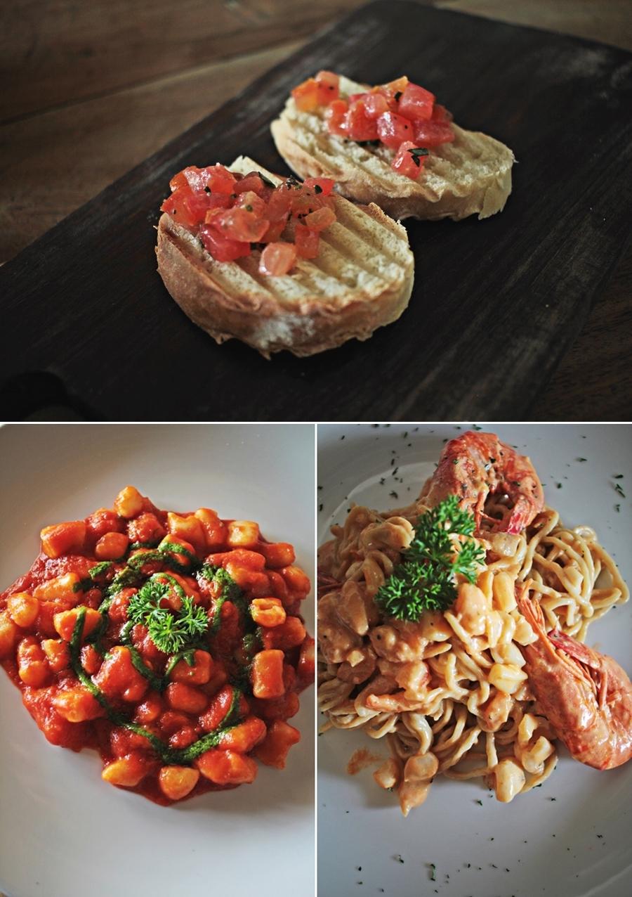 italian food in bali