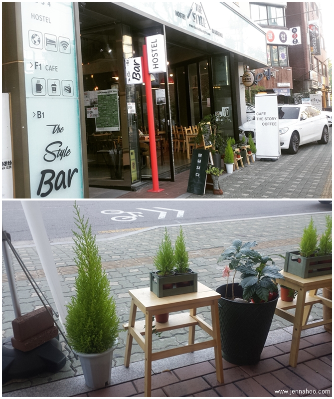 The Style in Hongdae