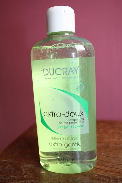 Le shampoing extra-doux de Ducray
