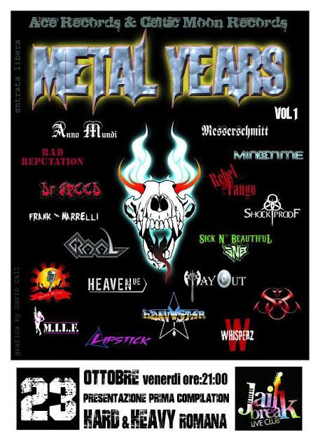 Metal Years vol 1