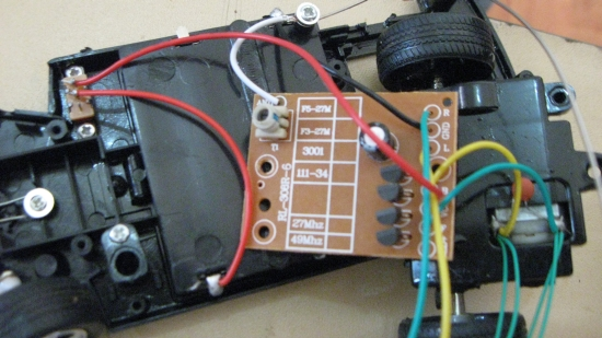 Rc Car Circuit Board