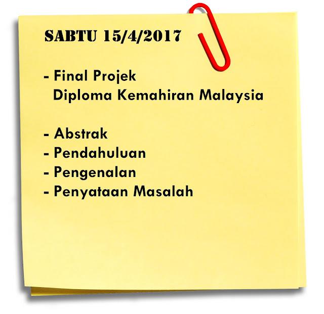 DIPLOMA KEMAHIRAN MALAYSIA
