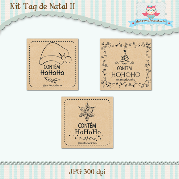 arte digital, kit digital Natal, scrapbook, personalizada, tag, etiqueta