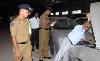 Illegal vehicle assembly complex Minuwangoda