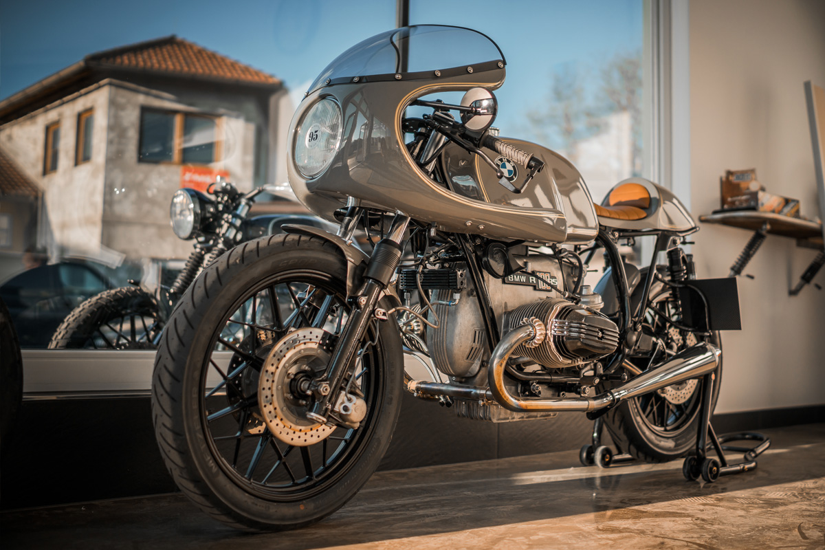 The Classic Racer - NCT BMW R100 RS
