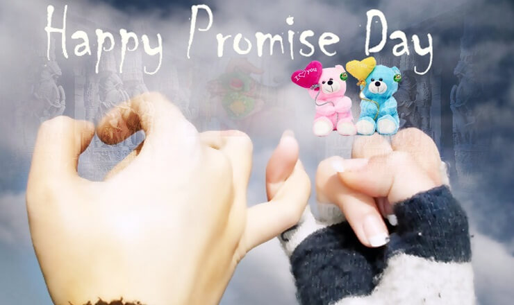 Happy Promise Day Wishes Quotes Shayari SMS in Hindi