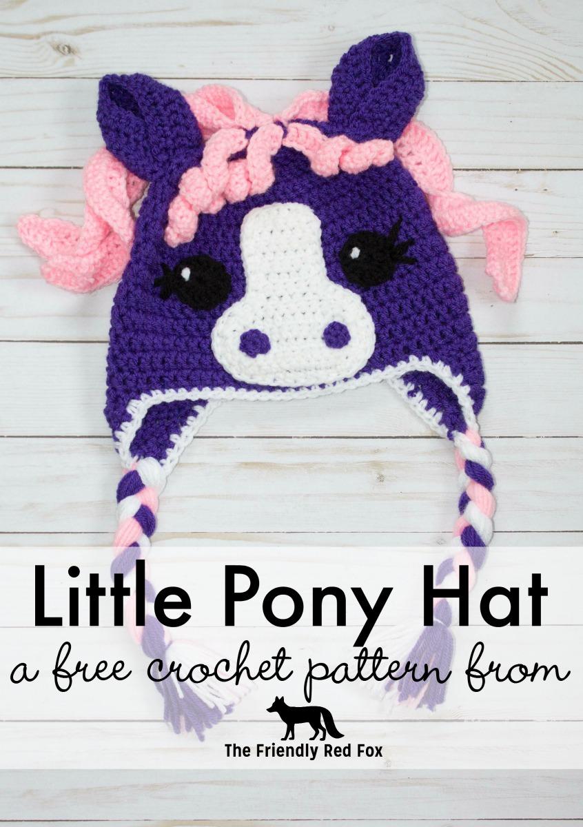 Free Crochet Hat Patterns Thefriendlyredfox
