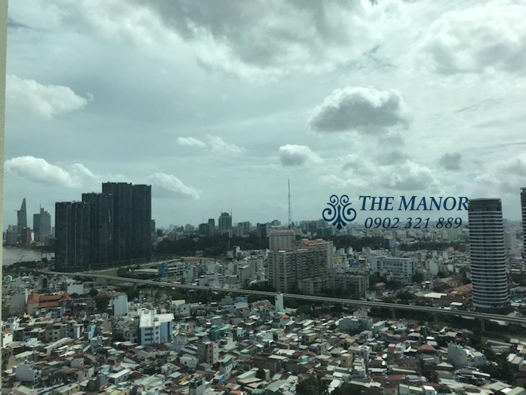 Bán căn hộ The Manor lô A tầng 18 với 2 phòng ngủ