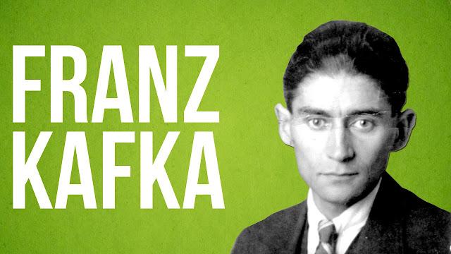 yazar Franz Kafka