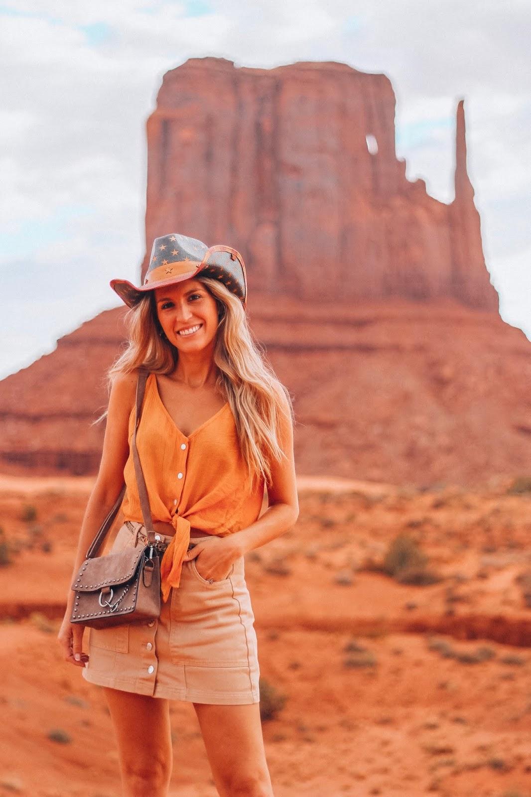 look estilo western