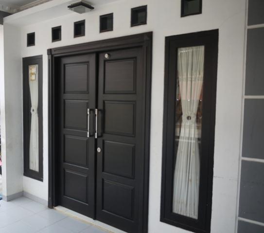65 Model Pintu Rumah Minimalis | Pekanbaru Interior