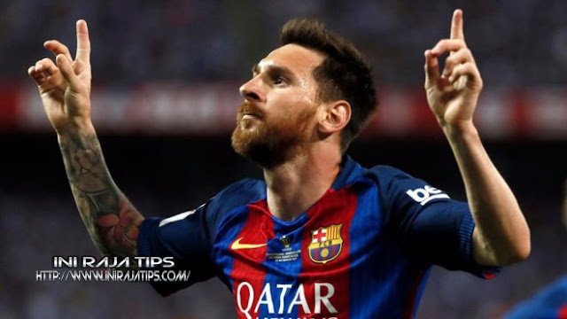 Teranyata Lionel Messi Nyaris Berkostum Espanyol