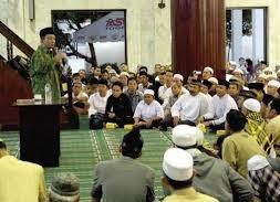 Sambutan Pidato Ketua Kegiatan Muharam