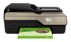 HP Deskjet Ink 4615 Printer