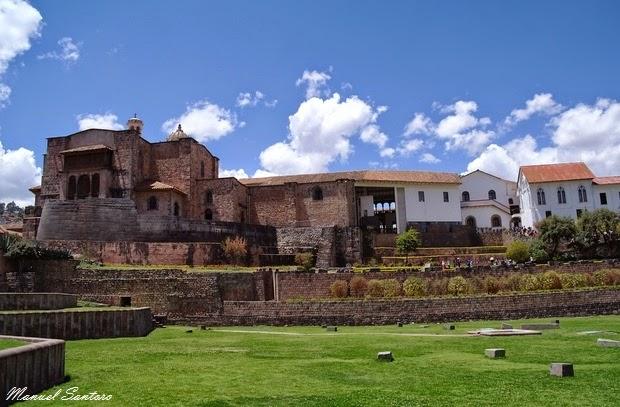 Cusco, convento di Santo Domingo
