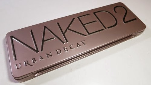 Paleta Naked2 Urban Decay