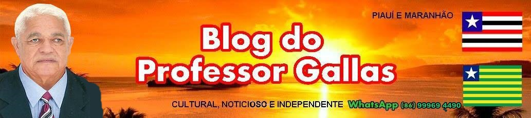Blog do Professor Gallas