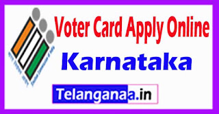 How to Apply Voter ID Card in Karnataka State Online Offline