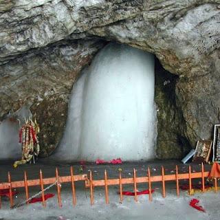अमरनाथ धाम से जुड़ी कथा। Story of Amarnath Dham.