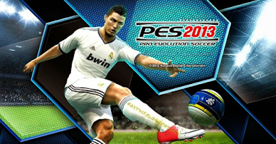 Download Pro Evolution Soccer (PES) 2013 ISO/CSO PSP PPSSPP Terbaru For Android