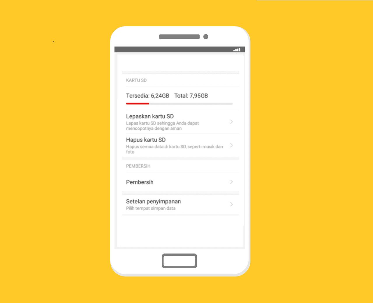Efeknya kita jadi tak dapat membuka aplikasi tersebut 6 Tutorial Mengatasi WhatsApp Tidak Menanggapi (Android)