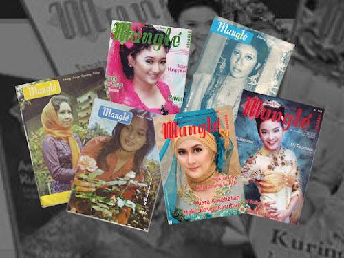 Majalah Sunda Mangle