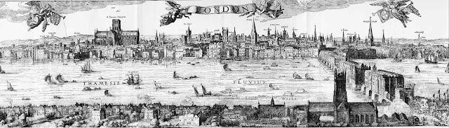 Londres en la Edad Media y economia