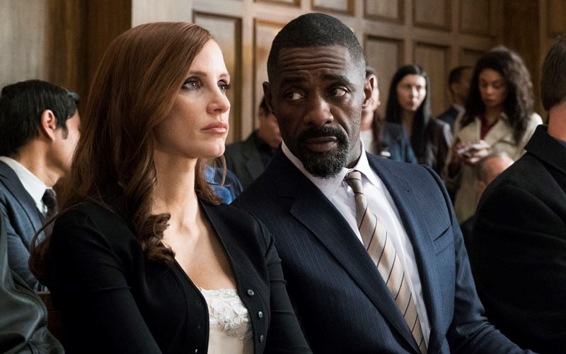 "Jessica Chastain lidera as apostas de poker no trailer de ""Molly's Game"""