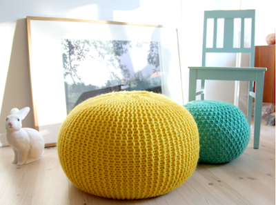 Floor Pouf For Your Living Room