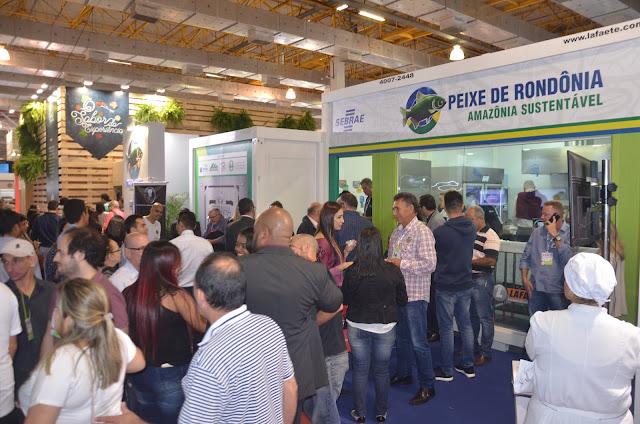 Empresários de Rondônia participam da Fispal 2018