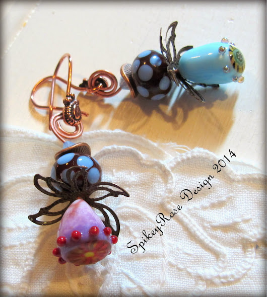 Some New Mix-up Earrings