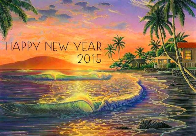 Happy New Year 2017 in Hawaiian Greetings and Images
