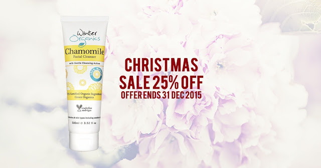 natural beauty product giveaway discount christmas sale offer