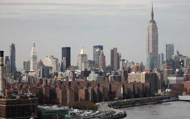 The exodus of New York City's endangered middle class