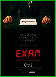 Examen (2009) | DVDRip Latino HD GDrive 1 Link