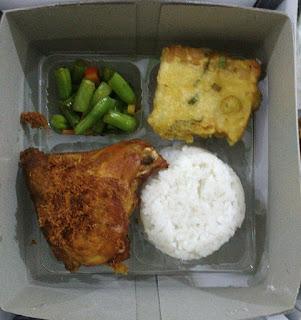 nasi box jogja murah dan enak, harga nasi kotak yogyakarta istimewa 2017, menu nasi box jogja