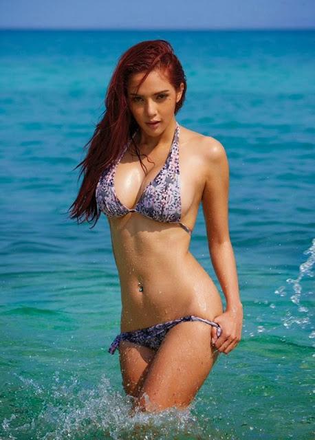 Hot girls Lukkana sexy thailand model 2016 4