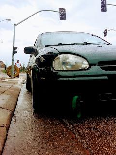 Corsa Sedan Verde