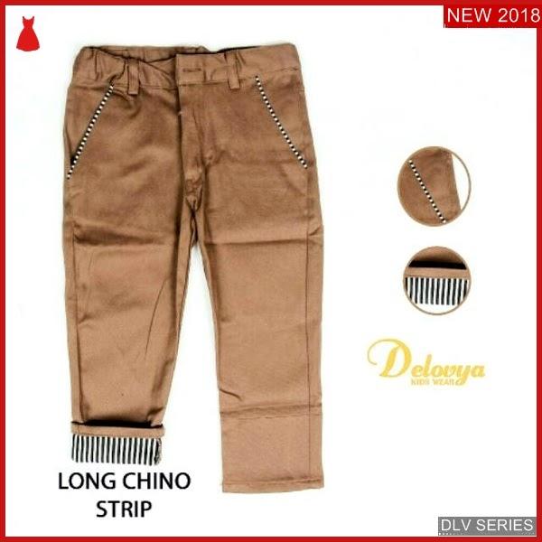 DLV45L30 Long Chino Anak Strip Celana Panjang Balita Murah BMG