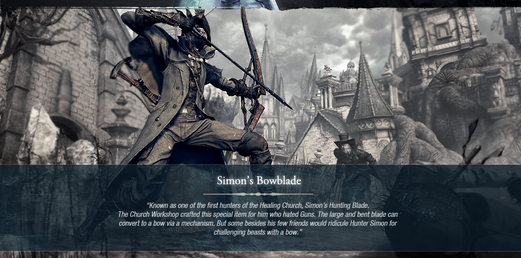 the old hunters bloodborne wiki