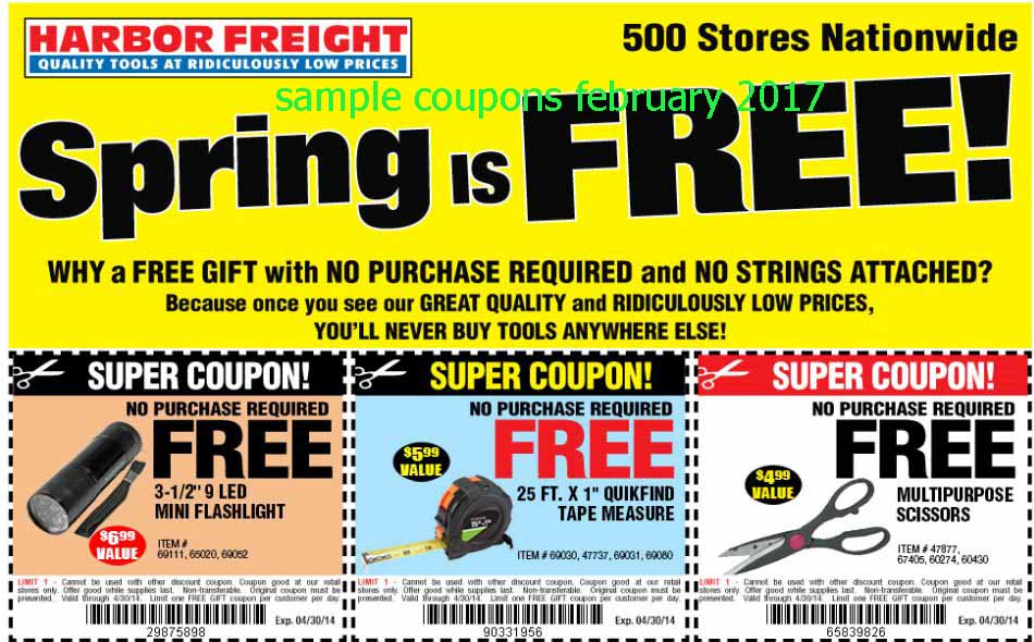 Harbor Freight Information and Shopping Tips: